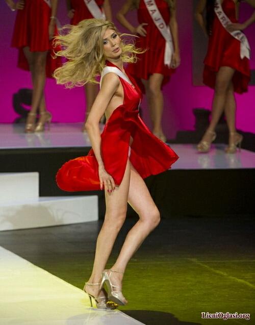 Odg: Miss Transvestita Kanade - Jenna Talackova