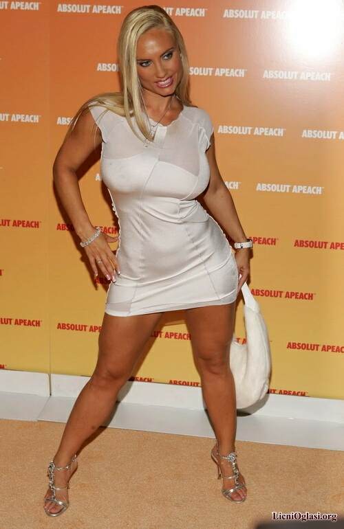Američka glumica, igračica, model i supruga poznatog repera Ice-T-a.